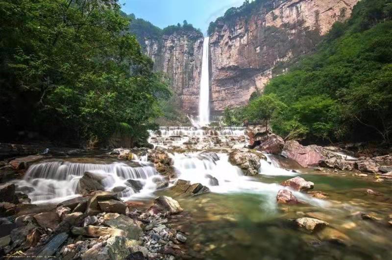 新鄉南太行八里溝景區獲批國家5A級旅游景區!